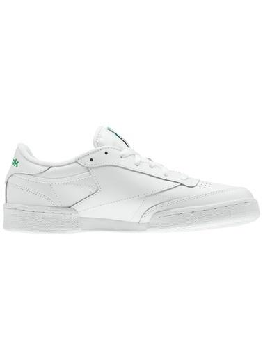 Reebok Reebok AR0456 Club C 85 Lifestyle Ayakkabı Beyaz